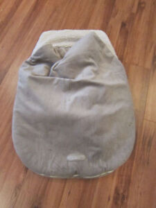 JJ Cole Carrier Covers - Keeps Baby cozy and out of the weather