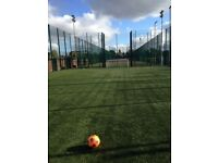 Play football ! - anyone welcome all abilities casual games reguarly