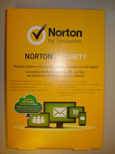 Norton Security 5 Devices PC, Mac, smartphone, tablet (NEW)