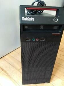 Lenevo ThinkCenter - Core 2 Duo, 4Gb RAM, 500Gb HDD, Windows 10