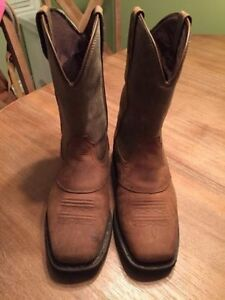 Cabela's Pinedale Square-Toe Western Boots
