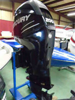 2011 Mercury Verado 4-Stroke XL - 173 Hours