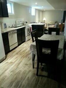 SHARED ACCOMADATIONS - 2 BEDROOM BASEMENT APARTMENT