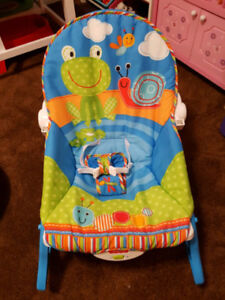 Fisher Price toddler chair / swing / rocking chair