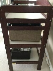 Excellent Condition Caramina Change Table From West Coast-Solid Strathcona County Edmonton Area image 6