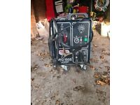 Rand mig welder 150s with full argon gas bottle