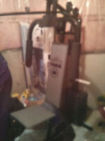 ork 4180 weight lifting machine+-120lbs moving sale rexdale $100