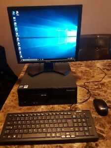 Complete Windows 10 Desktop System for Sale