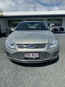 2012 Ford Falcon FG MkII G6E Chill 6 Speed Sports Automatic Sedan Mount Pleasant Mackay City Preview