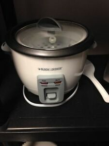 Rice Cooker - near new