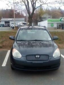 2008 Hyundai Accent GLS AUTO 149KMS NEW MVI ONLY $3728  SOLD