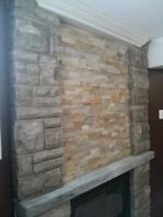 Veneer Stone & Fireplace Renovations **613-446-1019**