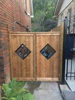 Book Now - Quality Fences/Gates Affordable Pricing - Free Quotes