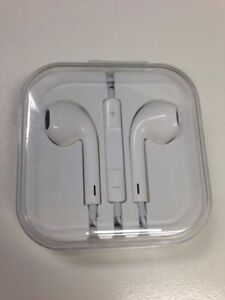 Iphone Apple Earpods (Brand New) 3.5mm