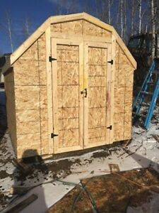 Shed 8 x 10 Baby Barn
