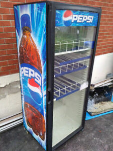 Pepsi fridge or reptile egg incubator