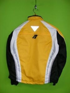 XS or Small 60% off Cortech Jacket - Pink or Yellow at RE-GEAR Kingston Kingston Area image 4