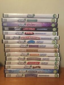 The Sims 3 + Expansion Packs (PC)