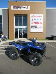 2017 Yamaha Grizzly EPS Package