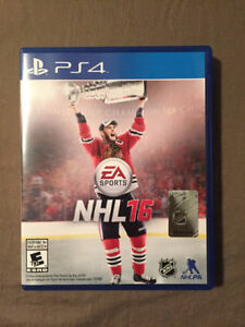 NHL 16 PS4 Edmonton Edmonton Area image 1