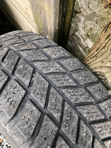 4 winter tires in great condition
