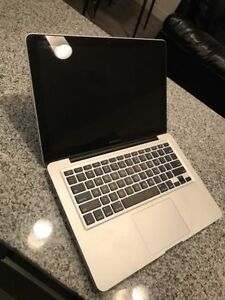 MacBook Pro i7 Custom Apple Order (Mid 2012)
