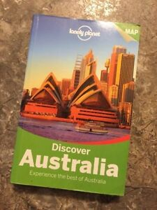 Lonely Planet Discover Australia Guide Book