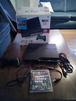 Console PS3 160 gig