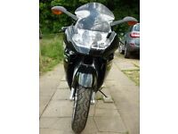 BMW K1200S Black 2007 LOW MILEAGE