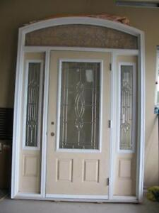 Kento Fiberglass Front Entrance Door