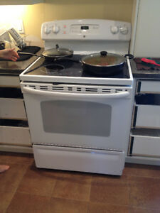 GE Smooth Surface Stove for sale - $250 or best offer