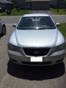 2007 Hyundai Sonata Sedan - Great first car!