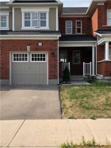3 YEARS NEW Freehold Townhouse For Rent In Kitchener!