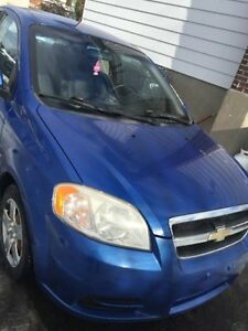 2009 Chevrolet Aveo Berline automatique
