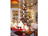 Professional Christmas decoration of your home ONLY NOW 30% OFF ALL SERVICES YOU TO MOVE ....