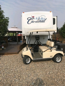 2007 Cardinal Forest River 5th Wheel on Seasonal Lot