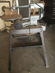DELTA Scroll Saw with Stand