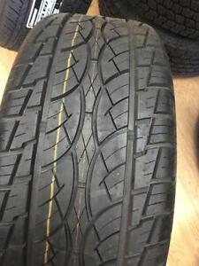 Four New 255 / 50 R19 Nankang SP7 All Season HP Tires