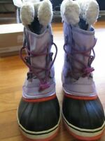 Sorel Yoot Pac Winter Boots Size 3