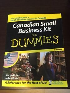 Small Business Kit (Book & CD) For Dummies