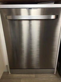 KENWOOD KDW60X16 Full-size Dishwasher - Stainless Steel