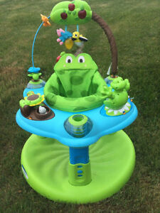 evenflo exersaucer jump and learn manual