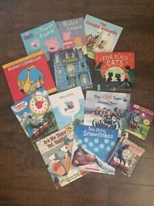 VARIOUS CHILDREN'S BOOKS (13 books - $10 for all)