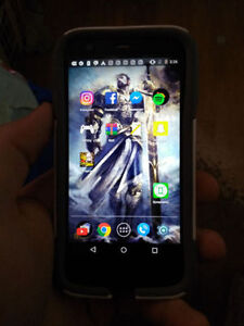 Moto g Android for sale.