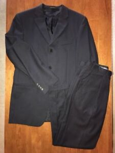 Moore's Men's (High Quality) Suit Jacket & Pants – Made in Italy
