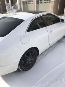 2012 Audi A5 low milege with extra set of wheels