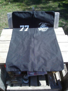 Excellent Condition: Hockey Jersey Clothing Bag