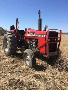 tracteur MF 265