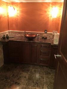 Full Reno, Kitchen, Bathroom, Basement Reno W/ 3D Design Edmonton Edmonton Area image 9