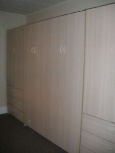 """Queen Size Murphy Bed-""""Made by BOFF"""""""